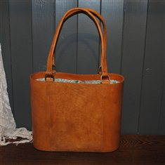 Nkuku Scarlet Shopper Light Tan £95.00