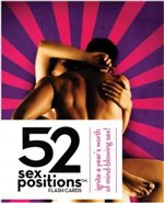 Net 1on1 52 Sex Position Playing Cards Flash Cards £9.99