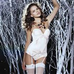 Pleasure State White Label Luminous Strapless Basque Ecru Ecru £97.99