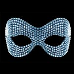 Phantom Aquamarine Swarovski Crystal Mask Aquamarine £119.99