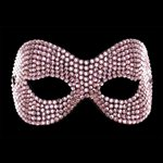 Phantom Light Rose Swarovski Crystal Mask Light Rose £119.99