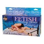 Cuff and Tether Set Fetish Fantasy £34.99