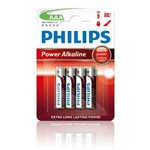 AAA Batteries Pack of 4 4 Pack Alkaline £2.50