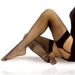 Levante Levante 'Fishnet' Stockings Black £8.99