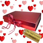 She Said She Said Lover's Hamper Hamper £49.99