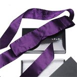LELO Intima Purple Silk Blindfold by LELO Purple 39.99