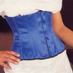She Said Corsetry C1^Axfords Standard Underbust Satin Corset Royal Blue Royal Blue Satin £129.00