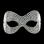 Phantom Clear Swarovski Crystal Mask Clear Crystal £119.99